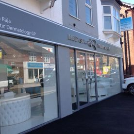 City Aluminium Shopfronts Greater Manchester